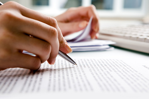 Pasando ideias para o papel