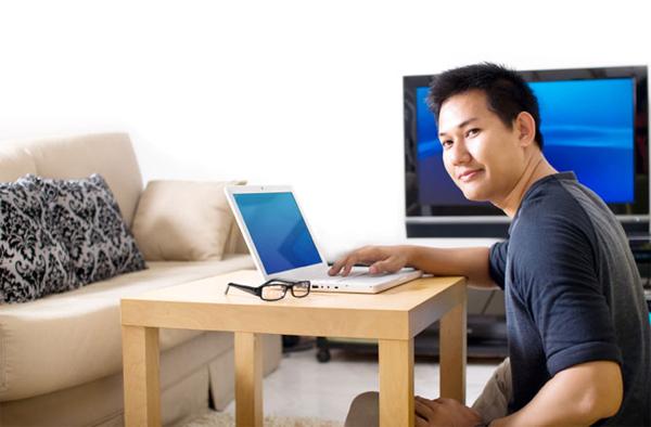 Estudando inglês com ajuda da TV