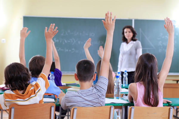 Inglês na sala de aula