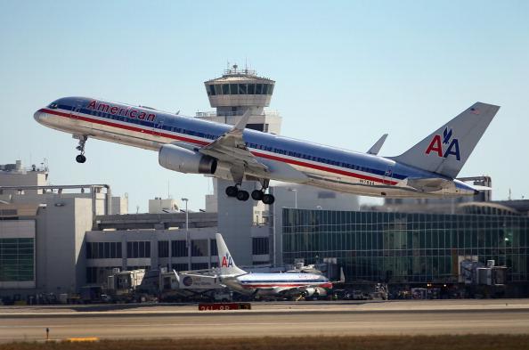 Aeroporto estados Unidos