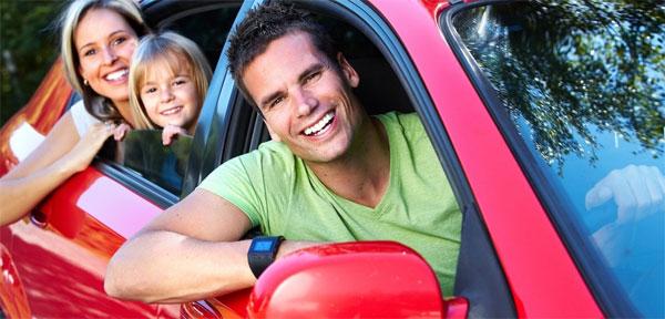Aluguel de carro nos EUA