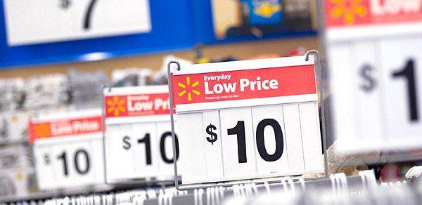 Compras em supermercados nos EUA