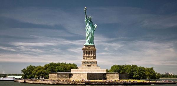 Estátua da Liberdade - USA