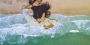 cobertor de água
