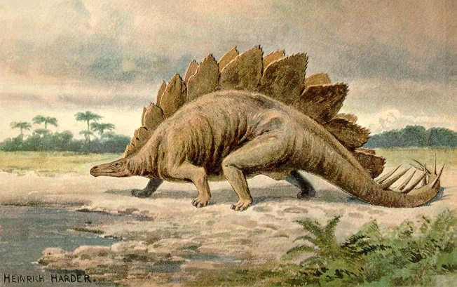Estegossauros