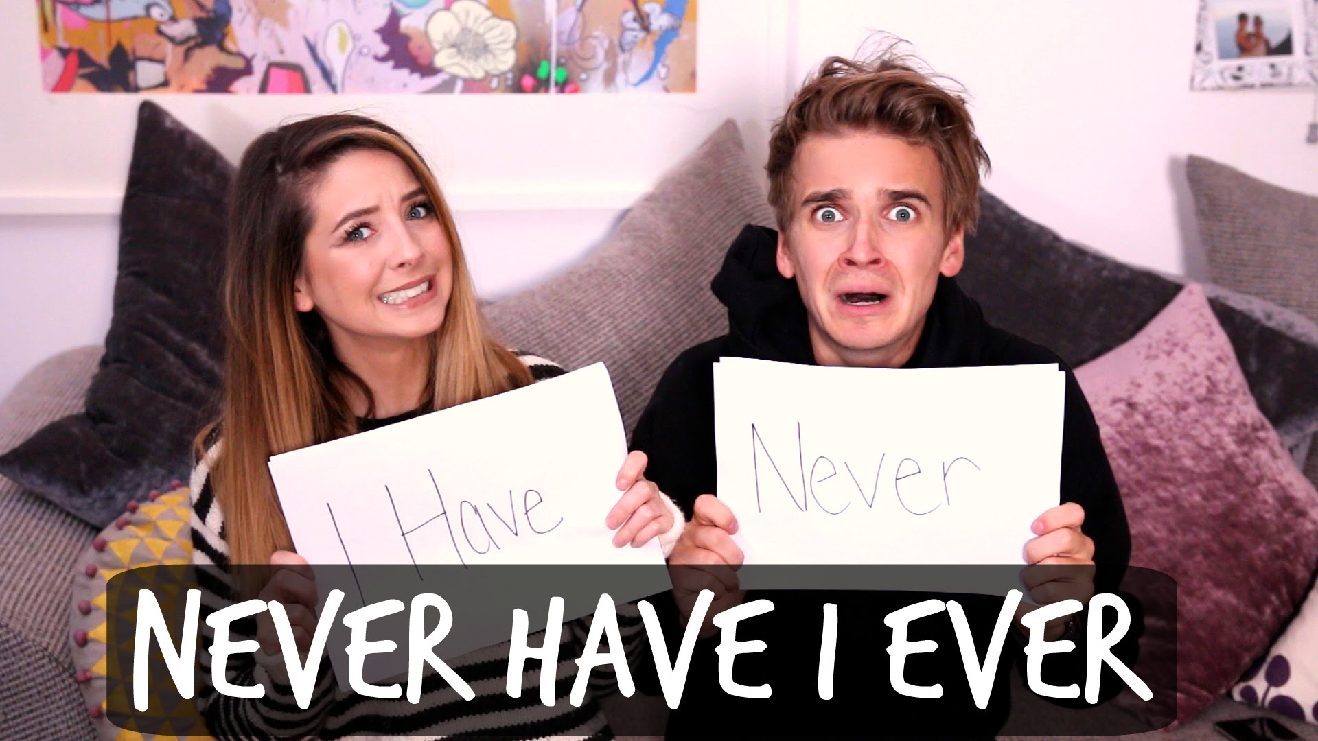have never
