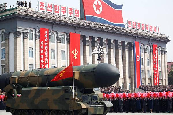 coreia do norte guerra das coreias