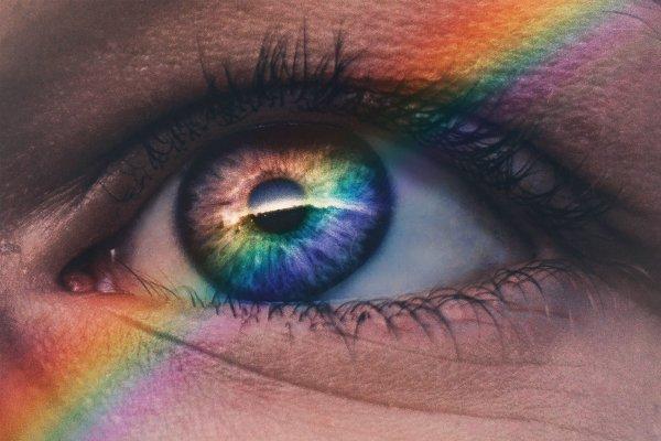 prisma do arco íris