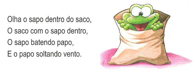 trava lingua e o folclore brasileiro