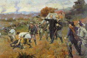 Batalha Guerra dos Farrapos