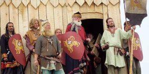vestimenta dos vikings