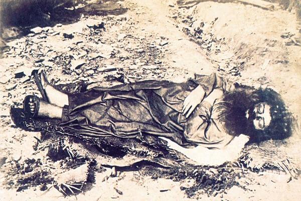 antonio conselheiro morto