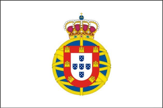 bandeira do brasil (1816-1821)