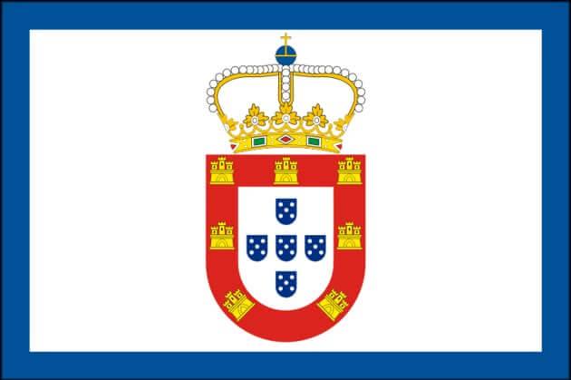 bandeira do brasil (1640 - 1683)