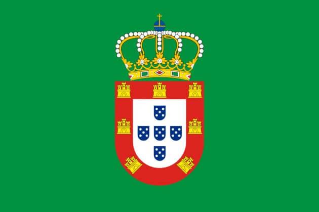 bandeira do brasil (1683 - 1706)