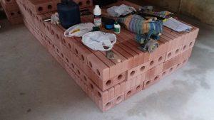 construindo com tijolo ecologico