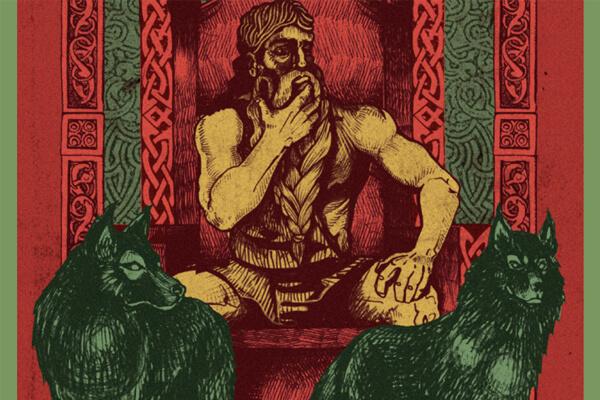 deus viking odin