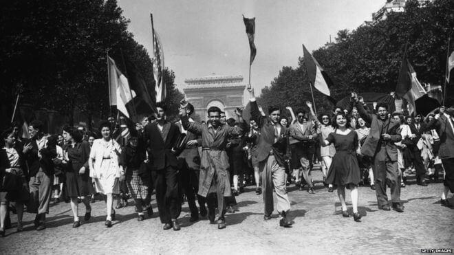 rendição da alemanha na segunda guerra mundial