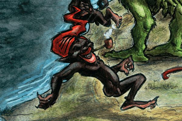 Lendas do Folclore Brasileiro: As Mais Conhecidas!