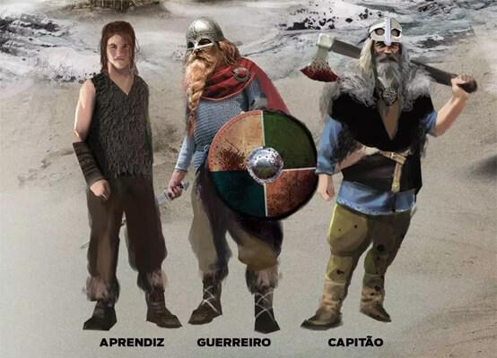 vestimenta viking