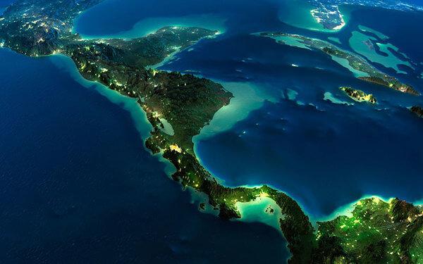 Países da América Central