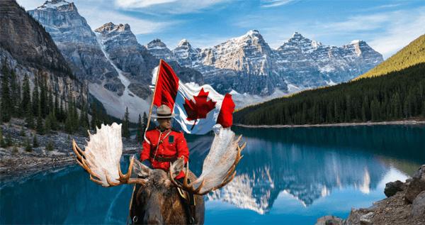 canada maiores paises do mundo