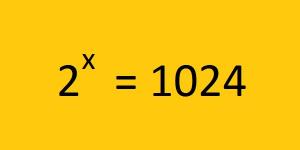 equacao exponencial