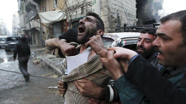 guerra na síria motivos