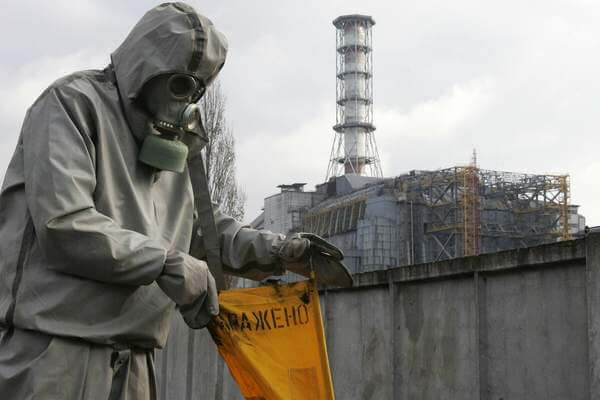 Chernobyl desastre nuclear