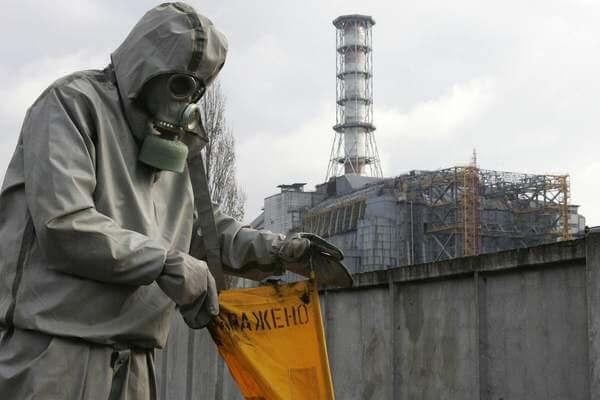 Chernobyl desastre nuclear