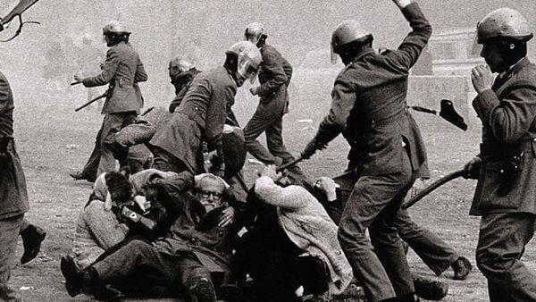 despotismo violência
