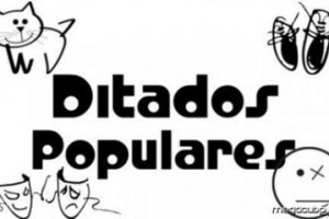ditados populares