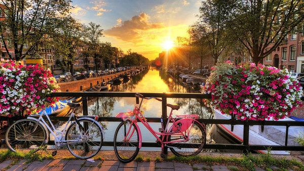 Holanda: país da Europa