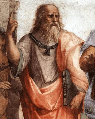 Platão filósofo