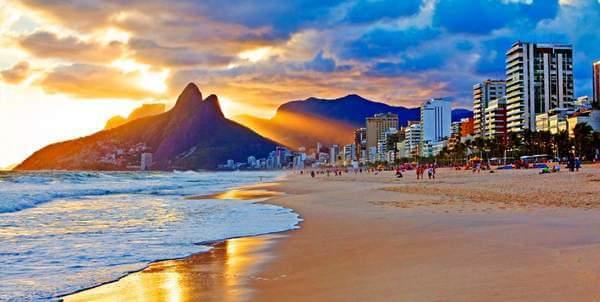 verão no Brasil