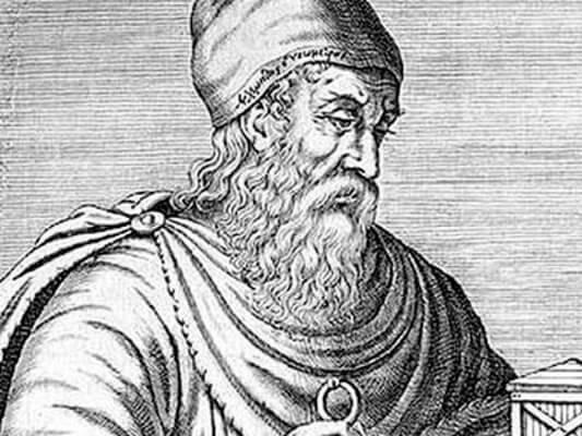 Arquimedes biografia