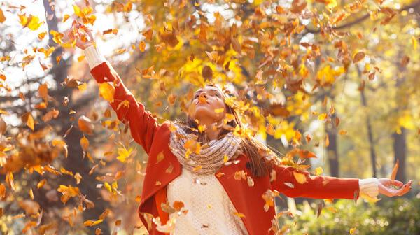 início outono