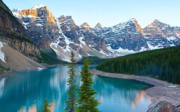 países da America do Norte-Canadá