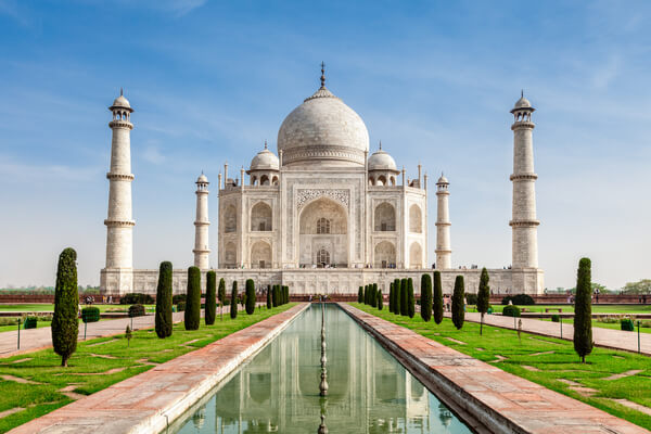 países da Ásia-Índia