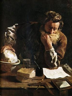 quem foi Arquimedes