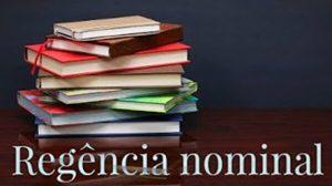 regência nominal estudo
