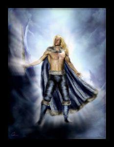 Deuses vikings Balder