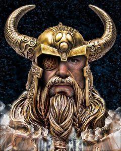 Deuses vikings Odin