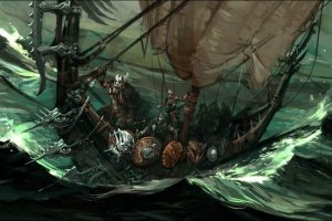 Guerreiros vikings biografia