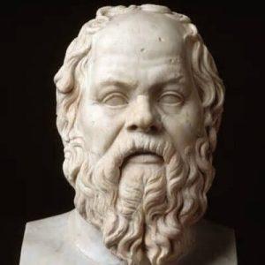 Socrates busto
