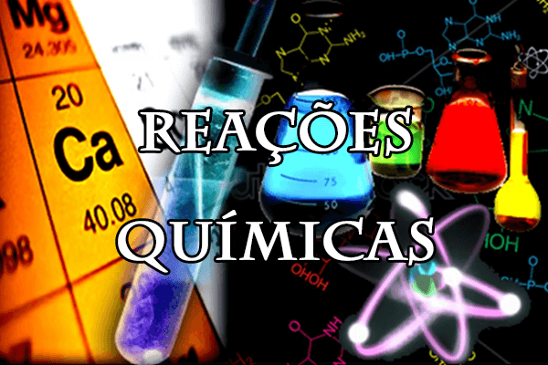 Reações químicas