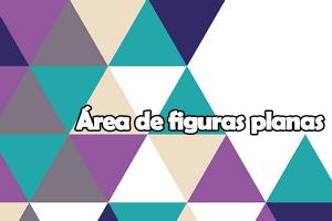 Área de figuras planas