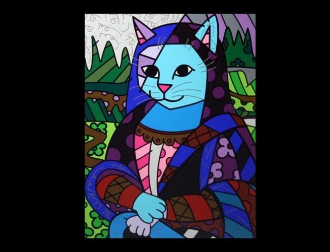 Monacat, Romero Britto